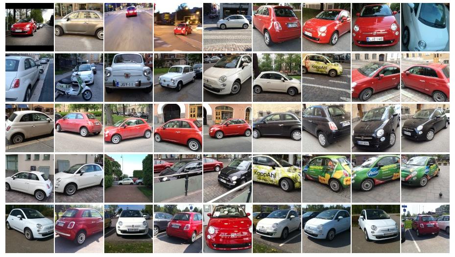 Fiat Photo Rally