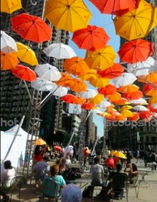 New Photo Task – Umbrellas