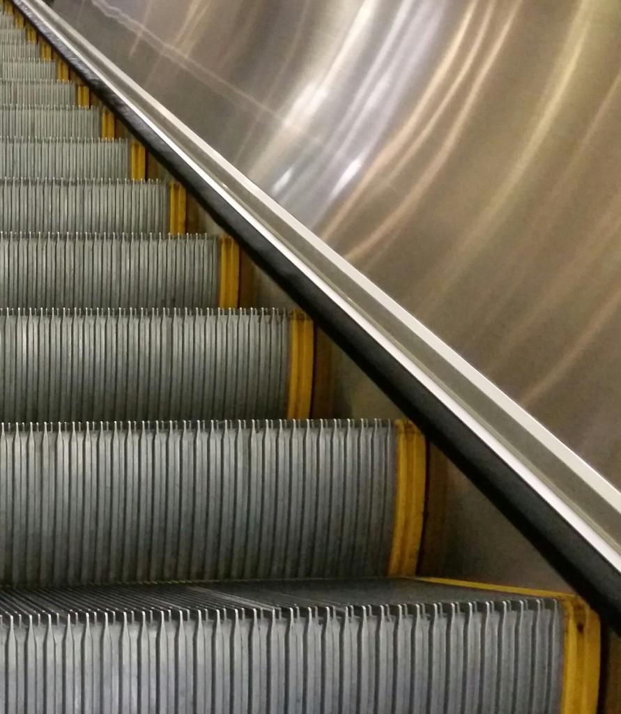 Escalator - transport - commute