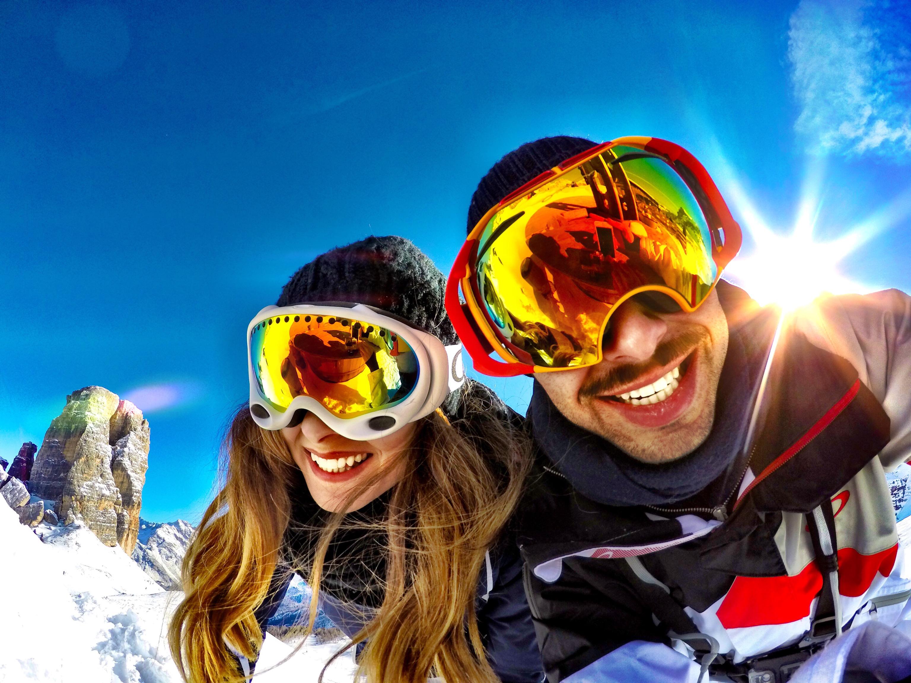 Federico Romano people skiing - Scoopshot