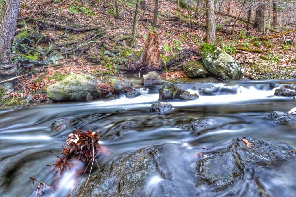 Ryan Curcio - long exposure photo of water