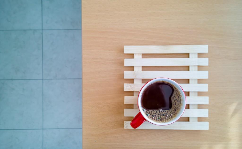 Sanja C. minimalist coffee photo