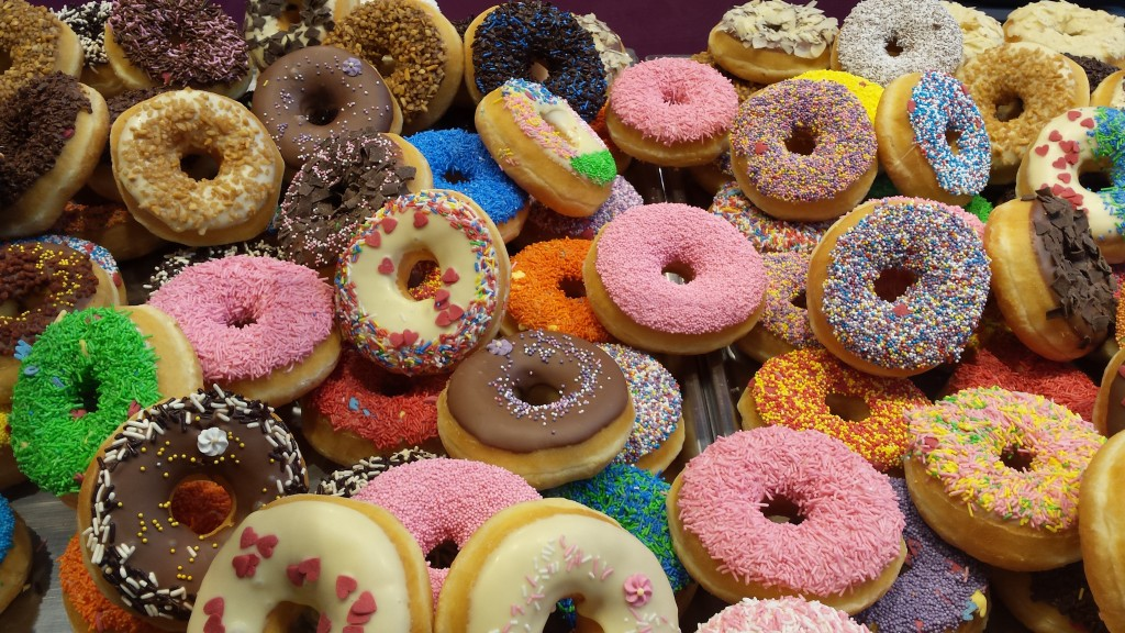 Sweets-Tineke De Jong photo of donuts Scoopshot