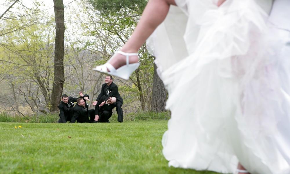 DIY Wedding Photography