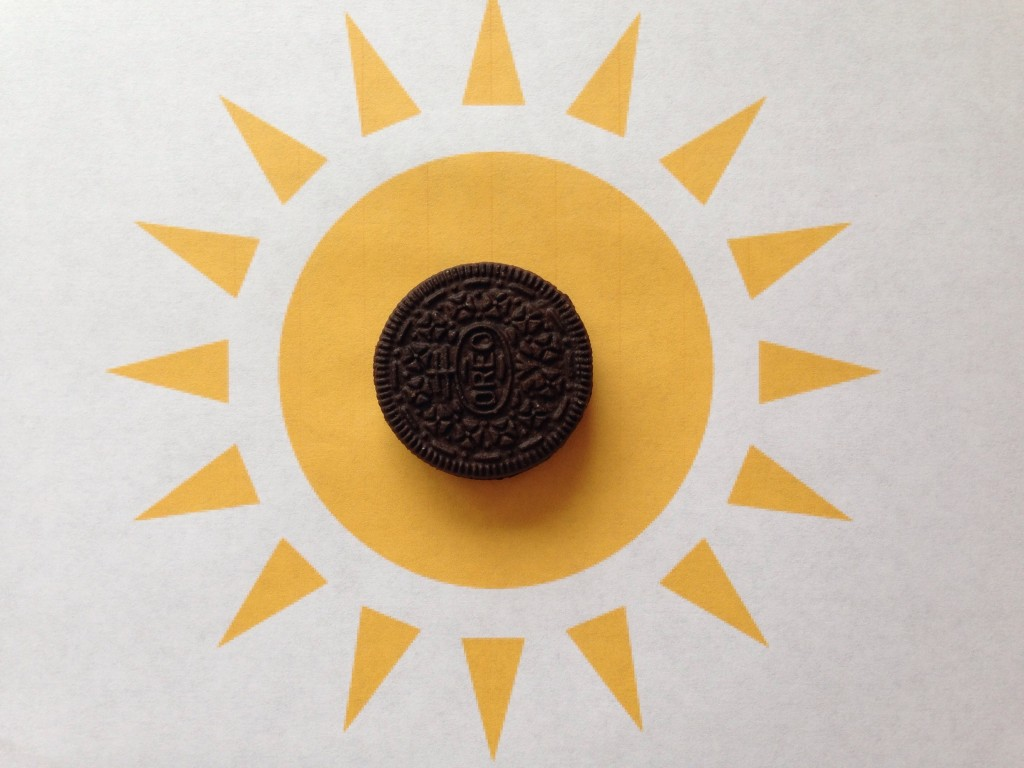 #oreoeclipse #platwithoreo #homemade