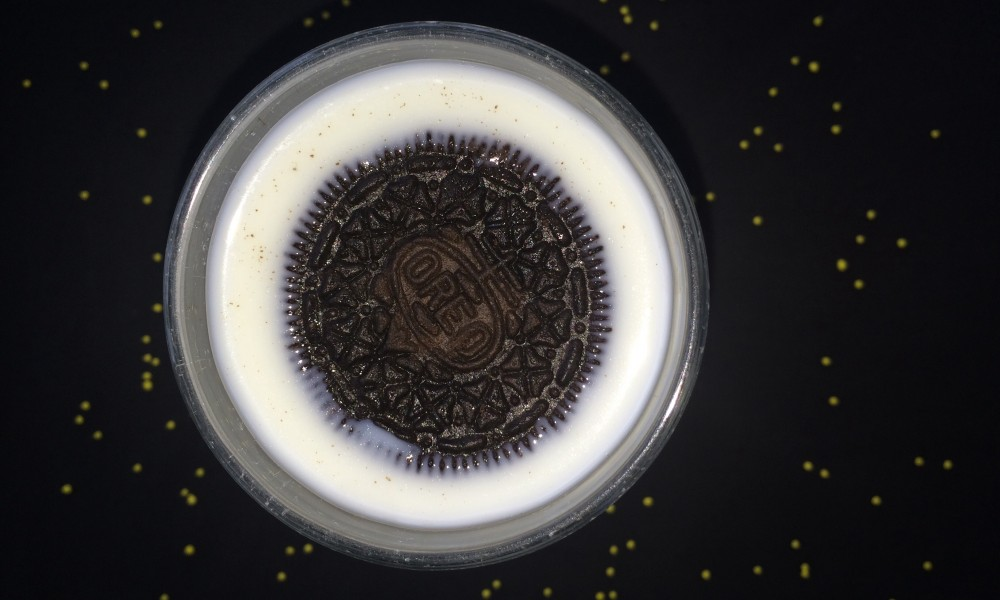 Scoopshooters' #oreoeclipse